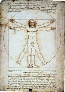 Leonardo da Vinči, ideal renesansnog čovjeka