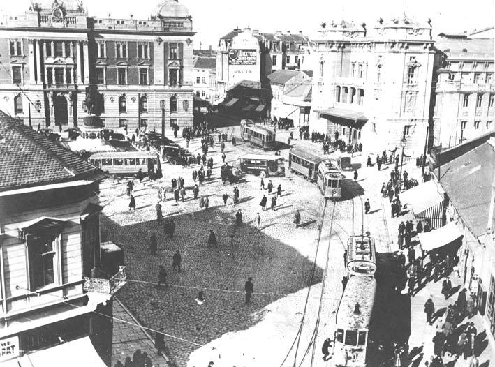 Slike Beograda sad i nekad.. BeogradTridesete